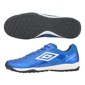 アンブロ アクセレイターサラ WIDE TF UF2SJB03BW メンズ サッカー トレーニングシューズ 3E : ブルー×ホワイト UMBRO