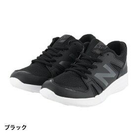 ニューバランス (YK570) ジュニア(キッズ・子供) スニーカー : ブラック New Balance
