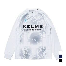 ケレメ メンズ サッカー/フットサル 長袖シャツ プラクティスシャツ KC21F152 KC21F152 KELME