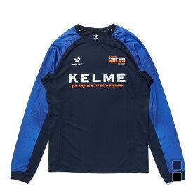 ケレメ メンズ サッカー/フットサル 長袖シャツ プラクティスシャツ KC21F153 KC21F153 KELME