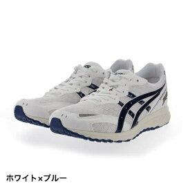 アシックス SKYSENSOR JAPAN (TJR071 100) メンズ 陸上/ランニングシューズ : ホワイト×ブルー asics