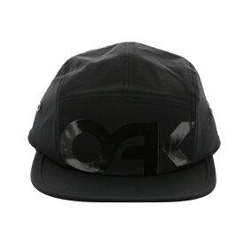オークリー メンズ キャップ MARK II 5 PANEL HAT (911964-02E) 帽子 : ブラック OAKLEY