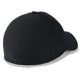 アンダーアーマー キャップ UA BLITZING 3.0 CAP (1305036 002) 帽子 : ブラック UNDER ARMOUR