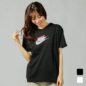 ナイキ NIKE レディース 半袖Tシャツ ウィメンズ フューチュラ BOY S/S Tシャツ AR5333 19clearancewear