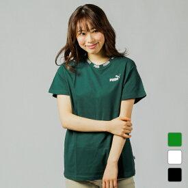 プーマ PUMA レディース 半袖Tシャツ Amplified オーバーサイズ SS Tシャツ 844033 19SSclearance