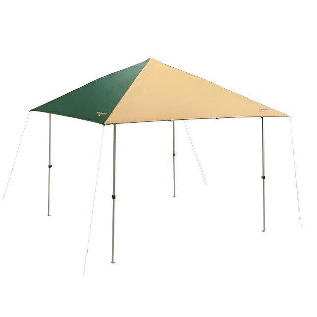 コールマン インスタントバイザーシェード/L (2000031579) キャンプ タープテント テント Coleman 熱中症対策グッズ