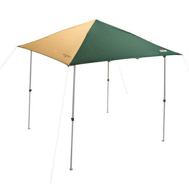 コールマン インスタントバイザーシェード/M (2000031578) キャンプ タープテント テント Coleman 熱中症対策グッズ