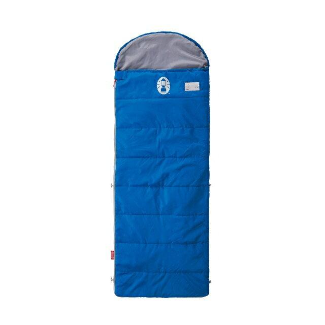 コールマン スクールキッズ/C10(ブルー) (2000027268) ジュニア(キッズ・子供) キャンプ シュラフ 寝袋 Coleman