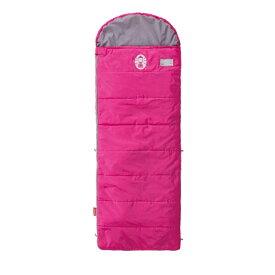 コールマン スクールキッズ/C10(ピンク) (2000027269) ジュニア(キッズ・子供) キャンプ シュラフ 寝袋 Coleman