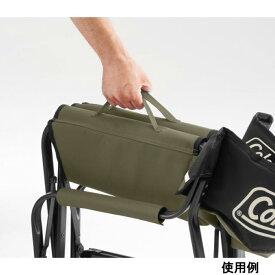 コールマン チェア サイドテーブル付 デッキチェアST オリーブ (2000033809) キャンプチェア 椅子 海 海水浴 花火 山 焚火 Coleman