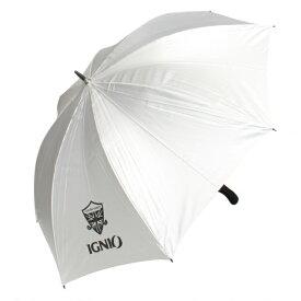 イグニオ パラソル UVカット 軽量 晴雨兼用 (IG-0A3235UM) ゴルフ 傘 IGNIO