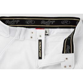 ローリングス メンズ 野球 練習着 練習用 ウェア パンツ ユニフォーム 4Dウルトラハイパー ストレッチ ストレート ロング パンツ APP9S03 (J00620212) Rawlings