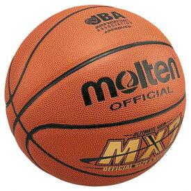 最大10%OFFクーポン【楽天お買い物マラソン限定】 モルテン molten バスケットボール 7号球 MX7NN 自主練