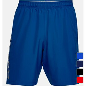 アンダーアーマー UNDER ARMOUR メンズ クロスハーフパンツ UA Woven Graphic Wordmark Short 1320203 20clearancewear