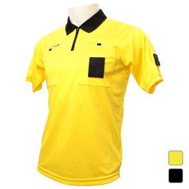 ティゴラ メンズ レフェリー 半袖 ポロシャツ サッカー (TR 8SW1745RFHS) TIGORA