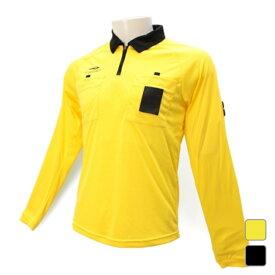 ティゴラ(TIGORA) メンズ サッカー レフリー レフェリー 長袖 ポロシャツ (TR 8SW1755RFLS)