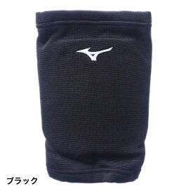 ミズノ バレーボール サポーター 膝サポーター (V2MY8002 09):ブラック MIZUNO