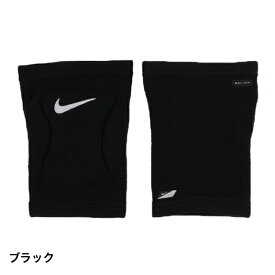 ナイキ バレーボール サポーター ナイキ ストリーク ニーパッド (SP8007) : ブラック ひざ用 NIKE