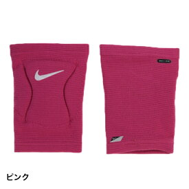 ナイキ バレーボール サポーター ナイキ ストリーク バレーボール ニーパッド (VB1001) : ピンク ひざ用 NIKE?