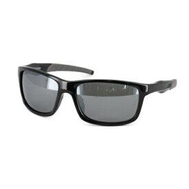 サングラス (JP-HSA099BK) 偏光レンズ ミラーコート UV対策