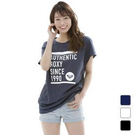 【11/20 20時〜4h限定!エントリーでP10倍!】 ロキシー サーフ 半袖Tシャツ AUTHENTIC ROXY RST191548