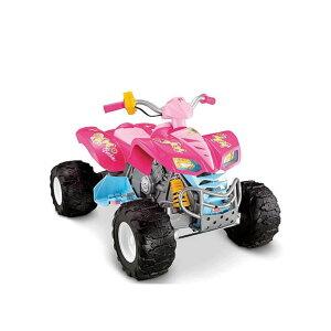 【組立要】フィッシャープライス パワーホイール バービーKFX 電動自動車 12Vバッテリー付 電気自動車 電動カー Fisher-Price Power Wheels Barbie KFX 12-Volt Battery-Powered Ride-On