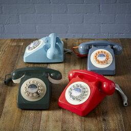 1960年代古典的老式的電話746 Design Classic Retro Telephone