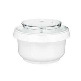 ボッシュ ユニバーサルプラス スタンドミキサー用 プラスティックボウル アタッチメント Universal Plus Plastic Bowl for Bosch Universal Mixers MUZ6KR4NUC