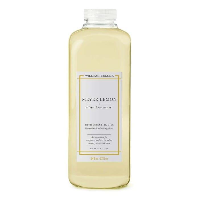 ウィリアムズソノマ マルチクリーナー マイヤーレモンWilliams-Sonoma Essential Oils Collection, Meyer Lemon All-Purpose Cleaner, 32 fl oz