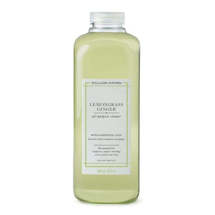 ウィリアムズソノマ マルチクリーナー レモングラスジンジャーWilliams-Sonoma Essential Oils Collection, Lemongrass Ginger, All-Purpose Cleaner, 32 fl oz