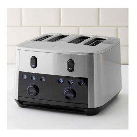 ウィリアムズソノマ オクソ 4枚焼 トースター Williams-Sonoma OXO 4-Slice Motorized Toaster 家電