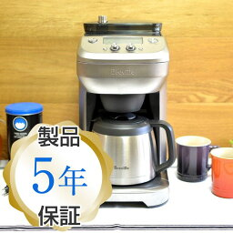 鋸burebirusutenresukarafe 12茶杯豆付電咖啡壺Breville BDC650BSS Grind Control