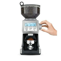 晃動,鋸大樓智能磨床濃縮咖啡法式出版豆Breville BCG820BSSXL The Smart Grinder Pro Coffee Bean Grinder
