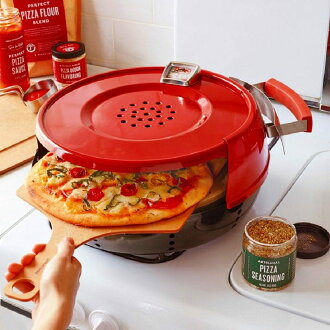 Pizzacraft Pizzeria To Stovetop Pizza Oven For The Gas Ring