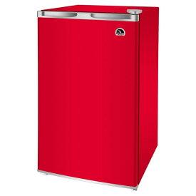 冷蔵庫 90L イグルー コンパクト レッド 赤 Igloo 3.2-cu. ft. Refrigerator red 家電