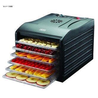 아로마 식품 건조기 6단 블랙 Aroma Housewares Professional 6 Tray Food Dehydrator
