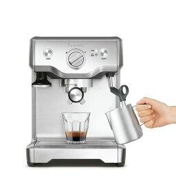 晃動大樓濃縮咖啡機BES810BSS Breville Duo Temp Pro Espresso Machine