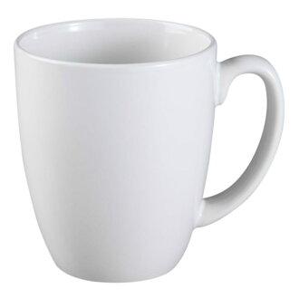 共軌道啤酒杯茶杯6分安排325ml Corelle Coffee Mug Winter Frost White Set Of 6