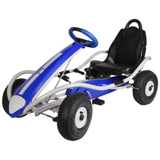Age 5 years old - Kettler Kiddi-o by Dakar Racer S Pedal Car/Go Kart, Youth Ages 5+ 9981-050 that is targeted for ケトラーペダルカーゴーカートレーサー