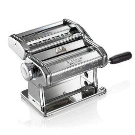 本格パスタマシン パスタローラー&カッター アトラス イタリア製 餃子の皮にも Marcato 8320 Atlas Pasta Machine, Made in Italy