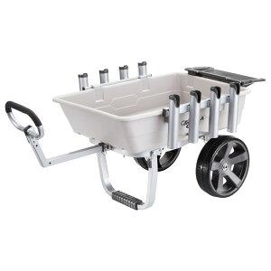 キャリーカート ワゴン フィッシュ&マリンカート ゴリラカート アウトドア キャンプ Gorilla Carts GCO-5FSH Fish Fish & Marine Cart