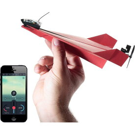 紙飛行機がラジコンに スマホ操作 Bluetooth プロペラキット POWERUP 3.0 Original Smartphone Controlled Paper Airplanes Conversion Kit - Durable Remote Controlled RC Airplane for Beginners, Works with Most Paper Airplane Books