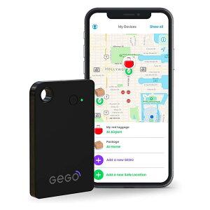 ラゲッジトラッカー 荷物追跡 GSM グローバル3G Bluetooth 旅行 ロストバゲッジ GEGO Luggage Tracker - Worldwide Real Time Tracking Device - Travel Baggage GSM Locator (Better Than GPS) Global 3G/Bluetooth with Mobile App (Airline Com