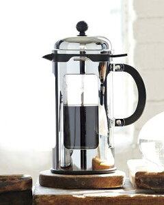 ボダム ティーポット フレンチプレス 紅茶 緑茶 コーヒーメーカー 8カップ Bodum Chambord French Press with Locking Lid, 8-Cup