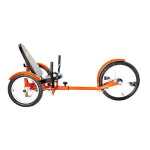 モボ プロ リカンベントトライク バイク 三輪クルーザー 自転車 【組立要】 Mobo Triton Pro Ultimate Three-Wheeled Cruiser Bike