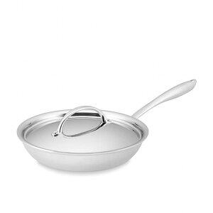ウイリアムズソノマ フライパン 直径25cm PFOAフリー Williams-Sonoma Thermo-Clad Stainless-Steel Nonstick Covered Fry Pan