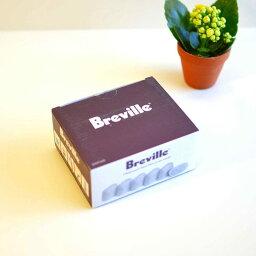 晃動,供大樓電咖啡壺使用的水過濾器6個裝Breville BWF100 Replacement Water Filters,6-Pack