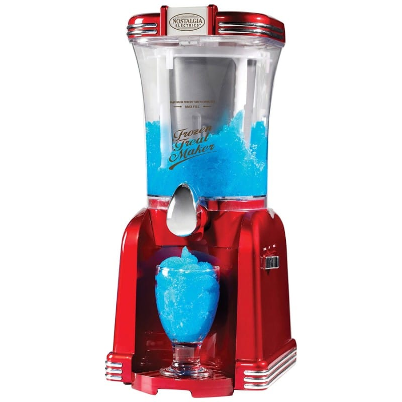 ノスタルジア レトロシリーズ フローズン デザートメーカー RSM850Nostalgia Electrics RSM850 Retro Series Slush and Soft Ice Cream Frozen Treat Maker