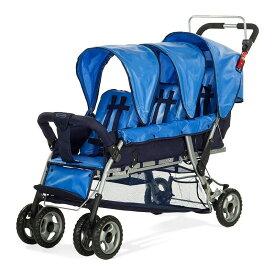 ベビーカー ストローラー 乳母車 三つ子用 Child Craft Sport Child Stroller, Trio 3