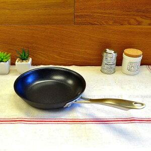 クイジナート フライパン PTFEフリー PFOAフリー Cuisinart GreenGourmet Hard-Anodized Nonstick Skillets